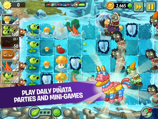 free plants vs zombies 2 download for pc