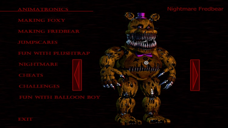 Five Nights at Freddy's 4 screenshot-7