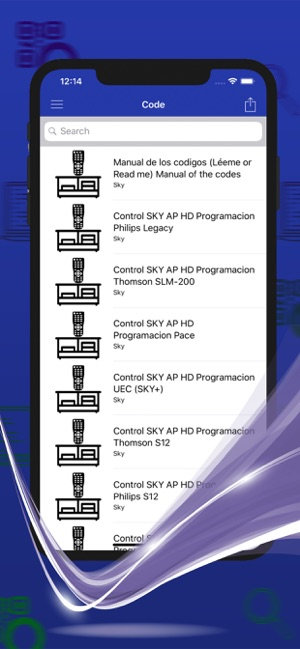 Remote Control Code For Sky on the App Store