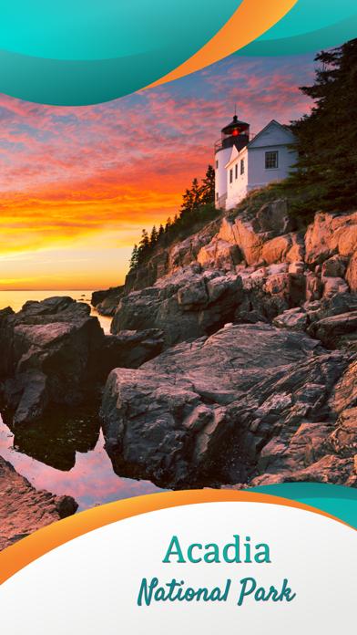 Acadia National Park screenshot 1