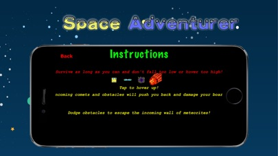 Space Adventurer screenshot #5