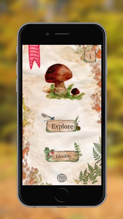 The Mushroom Book screenshot-0