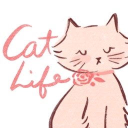 Cat Life Kitty Stickers