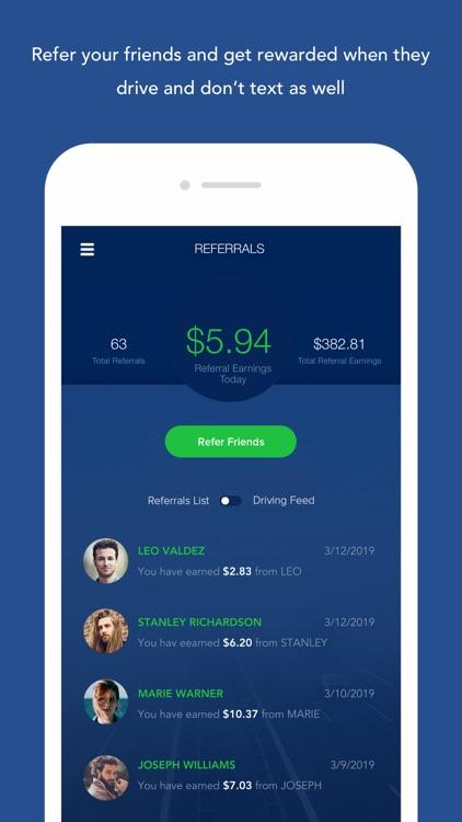 OnMyWay: Drive Safe, Get Paid screenshot-4