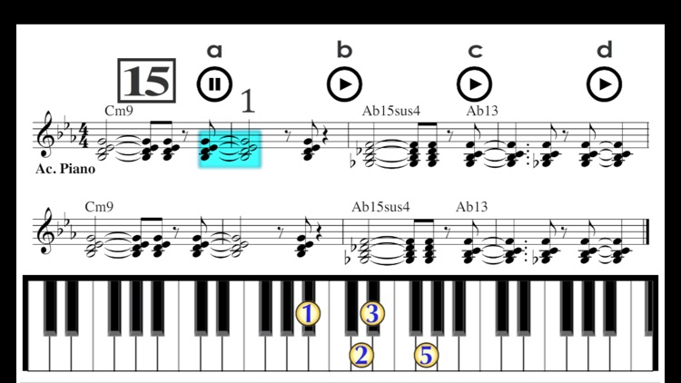 Learn how to play Piano screenshot-3