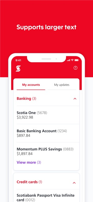 Scotiabank on the App Store