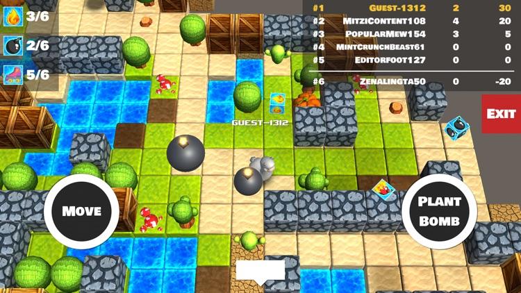 Boom Arena: Multiplayer Bomber