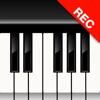 ピアノ -シンプルなピアノ- 録音機能つき 広告なし - iPadアプリ