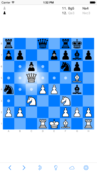 Chess - tChess Lite screenshot one