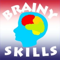 Brainy Skills States Capitals