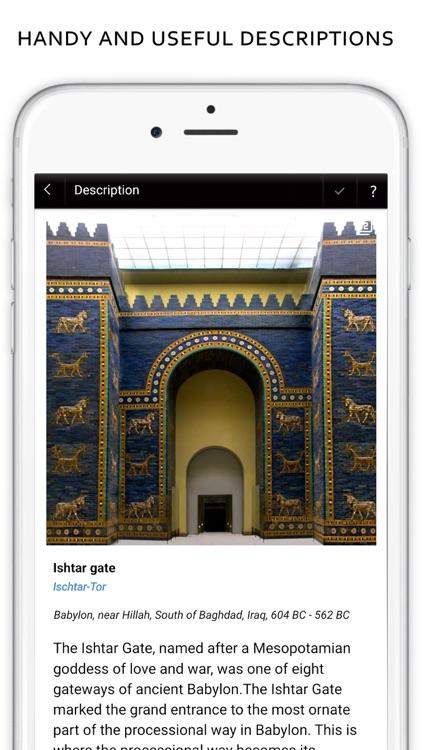 Pergamon Museum screenshot-4