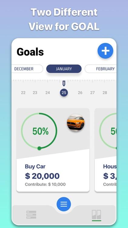 budget planner - Money Tracker screenshot-5