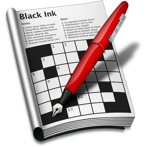 Black Ink 2 for Mac