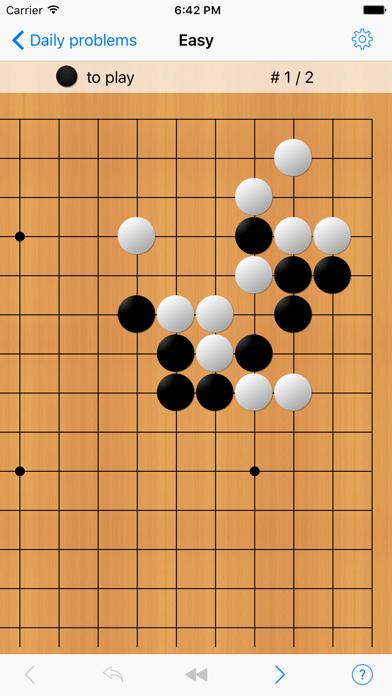 Tsumego Pro (Go Spiel)Screenshot von 3