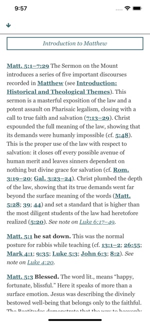 The Study Bible on the App Store