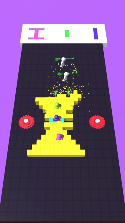Super Color Slice - Fun Game screenshot-0