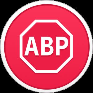 Adblock Plus for Safari Productivity app