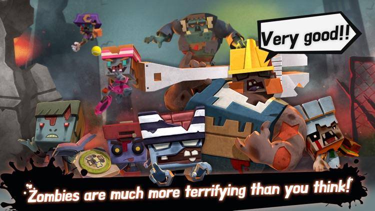 Drop The Zombie screenshot-4