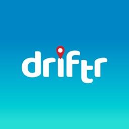Driftr: Social travel platform