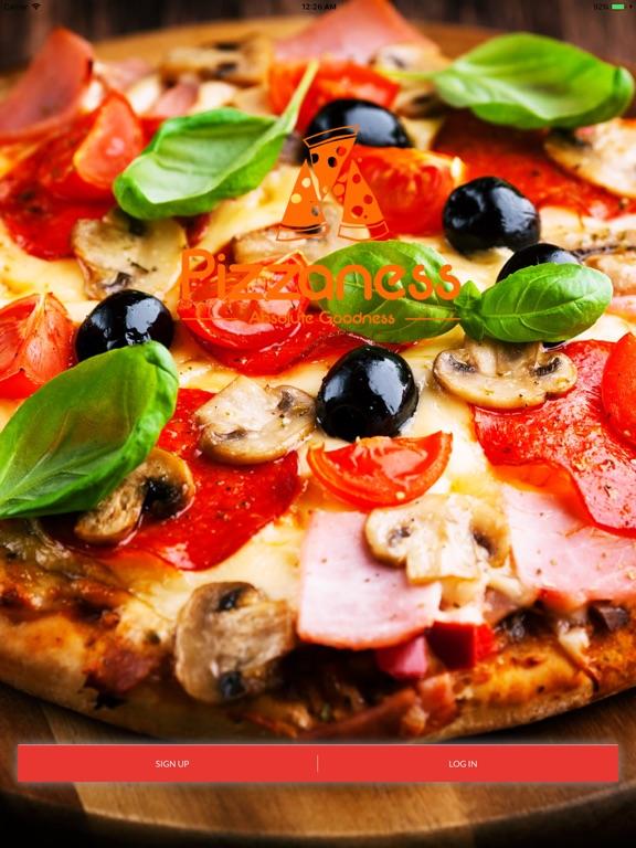 Pizzaness App screenshot #2