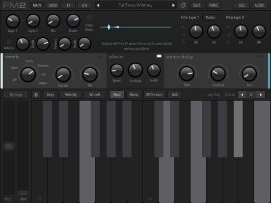 iOS Keyboards Instrument App List (239)