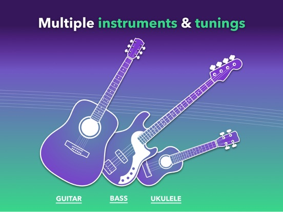 Coach Tuner - Guitar Acoustic and Electric Pro Tune for Beginners screenshot
