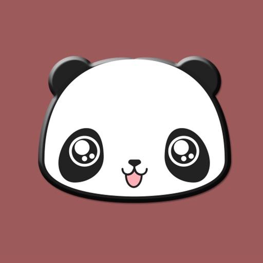 Giant Panda Stickers