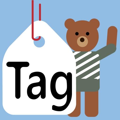 Bear friends tag attack