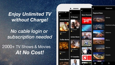 Unlimited TV:News & TV Shows for Windows