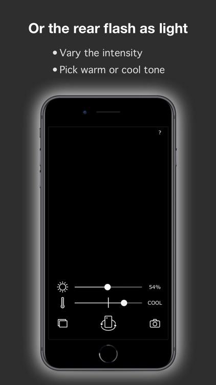 Lit Cam : Light and Camera screenshot-5