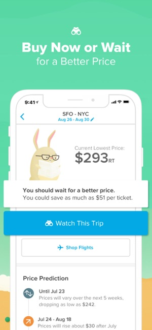 Hopper Book Flights Hotels On The App Store
