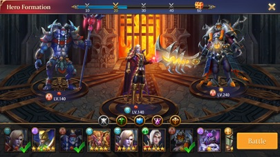 Trials of Heroes: Idle RPG for windows pc