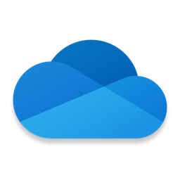 Ícone do app OneDrive