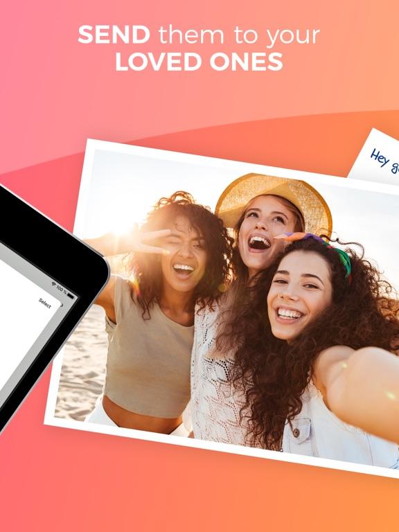 MyPostcard - Postcard App screenshot