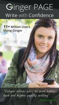 GingerGrammar iphone images