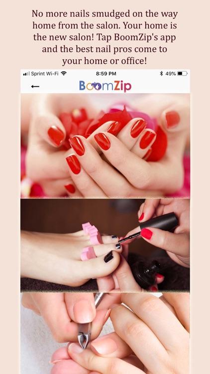 BoomZip Beauty/Wellness TO YOU screenshot-4
