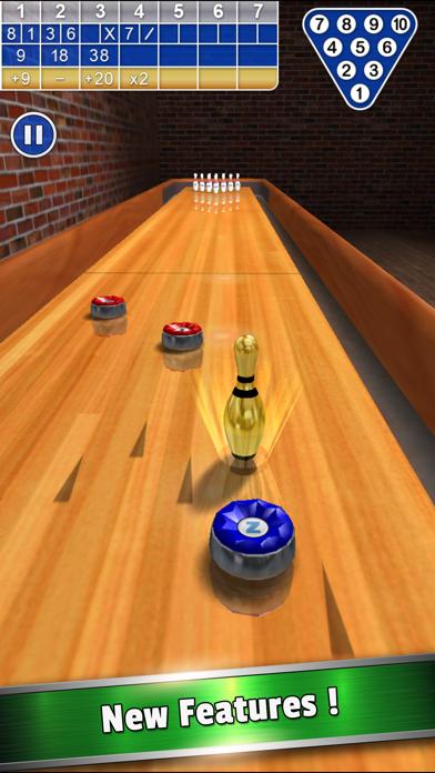 Screen Shot 10 Pin Shuffle Tournaments 4