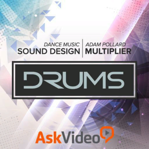 Dance Sound Design Drums