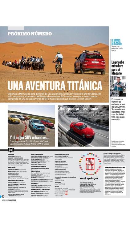 Auto Bild España screenshot-3