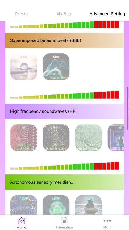 Suandok sound therapy screenshot-3