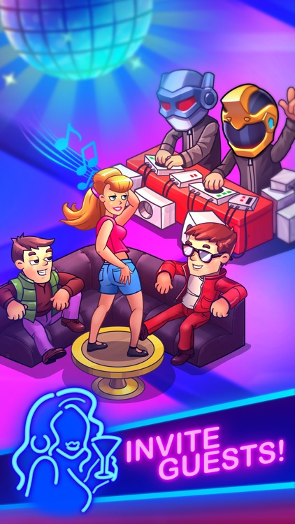 Party Clicker — Idle Tycoon