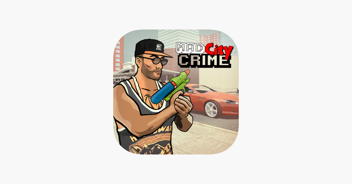 Mad City Crime on the App Store