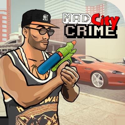 Mad Crime City