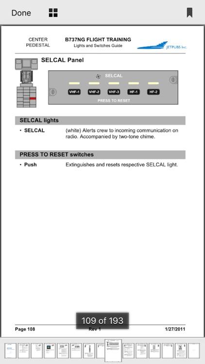 Pan Am B737NG Type Rating Prep screenshot-9