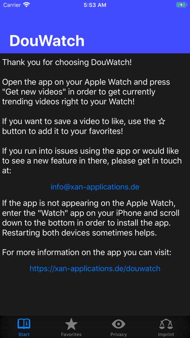 DouWatch for TikTok screenshot 1