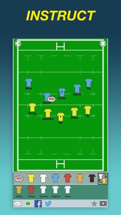 Team Lineup PRO