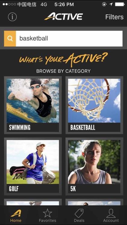 ACTIVE - Fitness Events screenshot-3