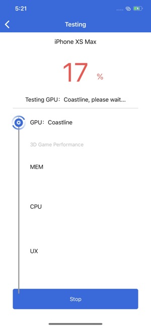 AnTuTu Benchmark on the App Store