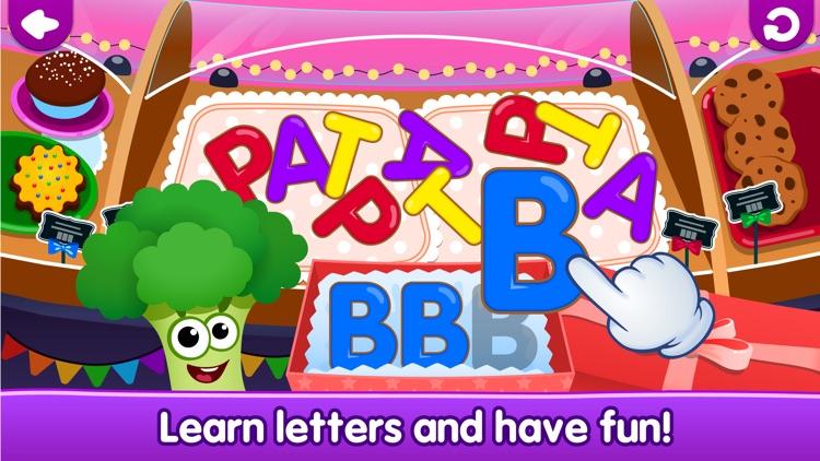 Alphabet! Phonics Games Kids!