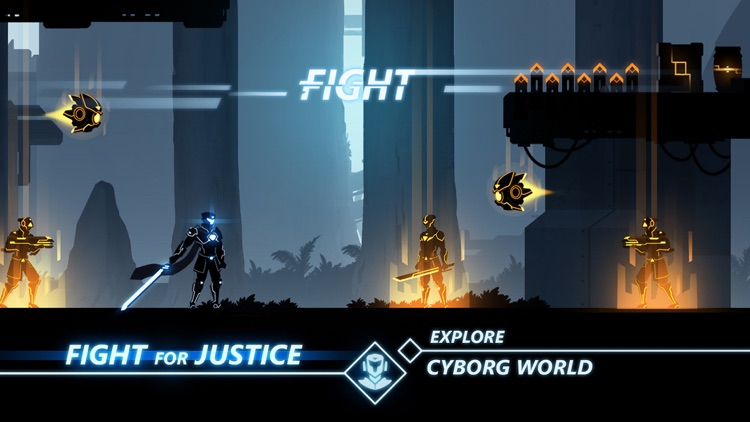 Overdrive Ninja Shadow screenshot-4